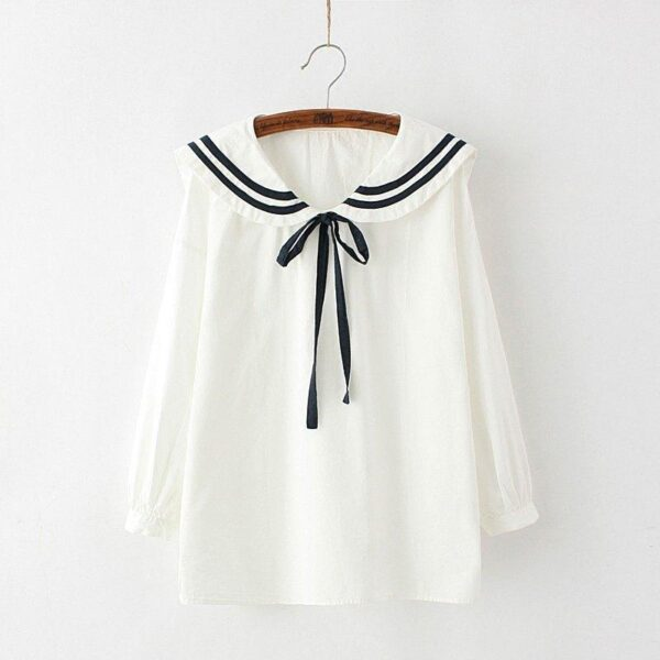 Japanese style sailor shirt 20