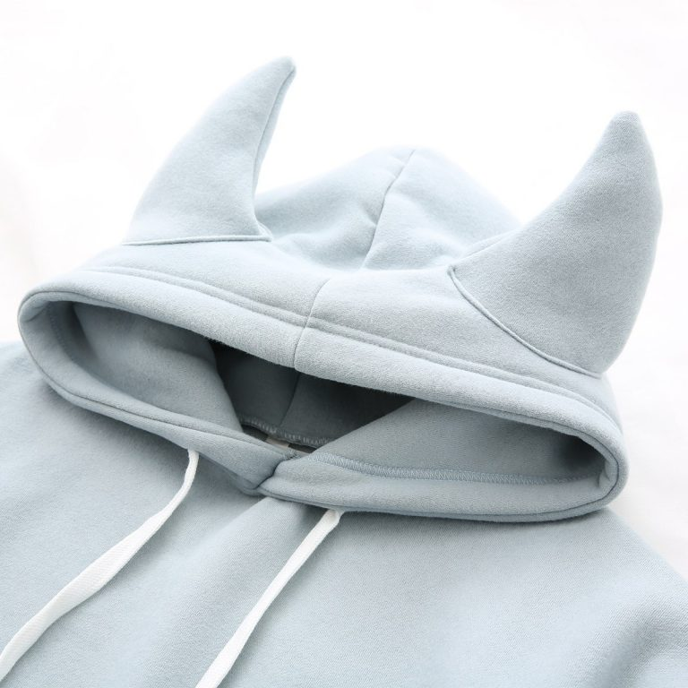 Arts and casual cashmere winter hoodie sweater 3