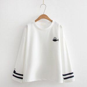 White Cat t-shirt 5