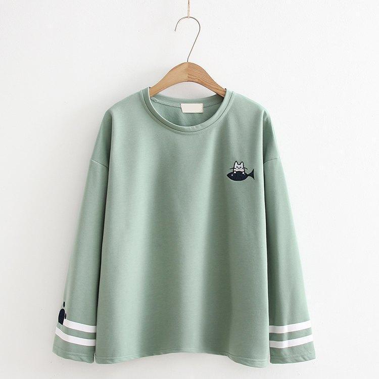 cat tshirt 8