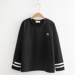 Black Cat t-shirt 6
