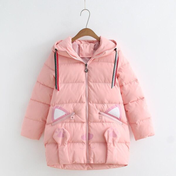 Japanese cotton winter  jacket 14