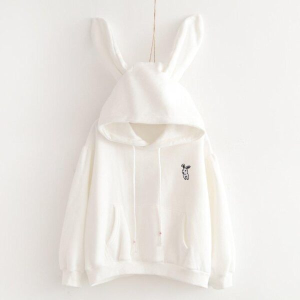 Japanese small rabbit  cashmere sweater 1