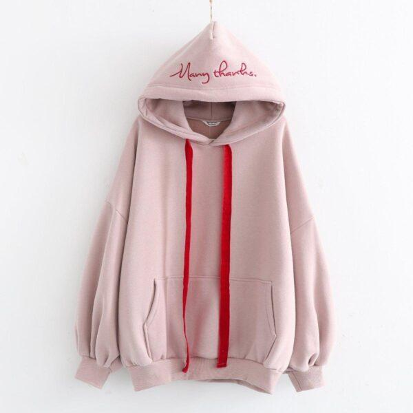 Art small  hooded sweater 3