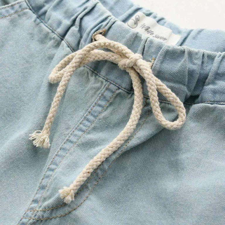 Jean shorts fox dark blue 5