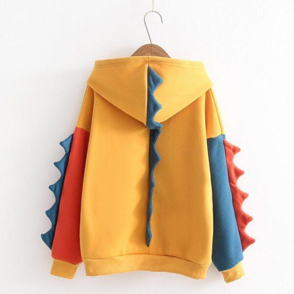 Mustard Chameleon sweatshirt 4