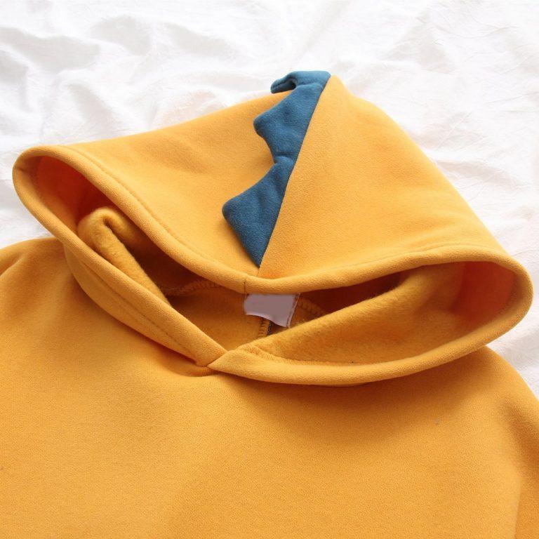 Mustard Chameleon sweatshirt 3