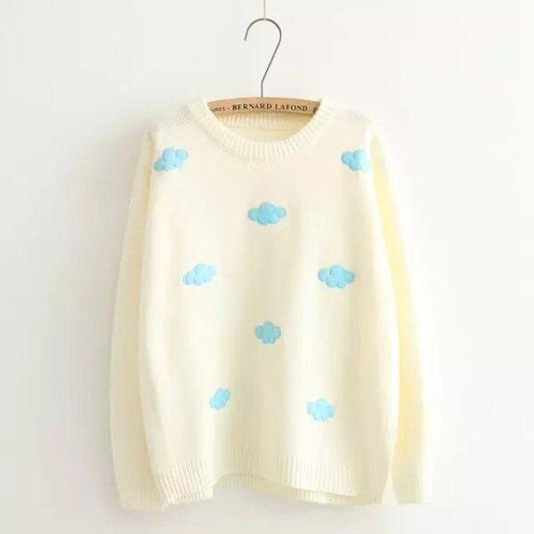 Sweater Sweet Cloud Beige 5