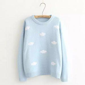 Sweater Sweet Cloud Blue 23