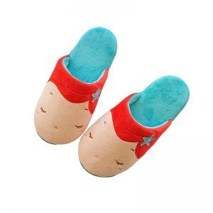 Ariel slippers 3