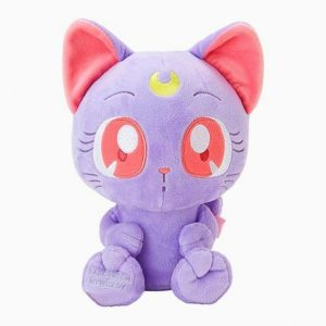 Plush Luna Cat Sailor Moon 1