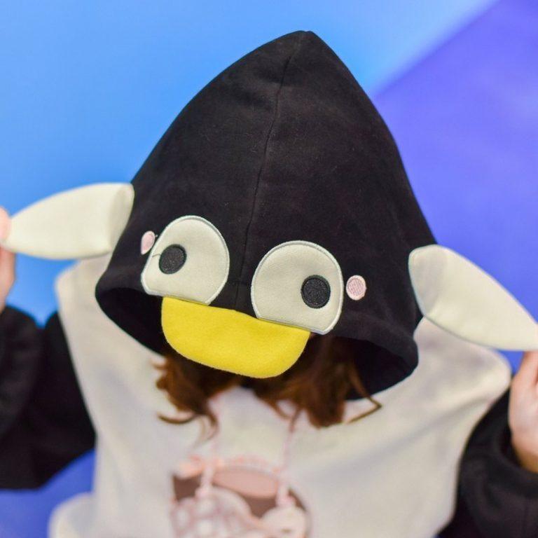 Penguin Sweatshirt 2