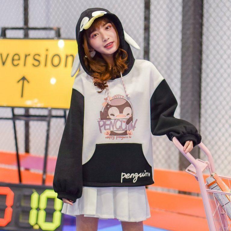 Penguin Sweatshirt 3