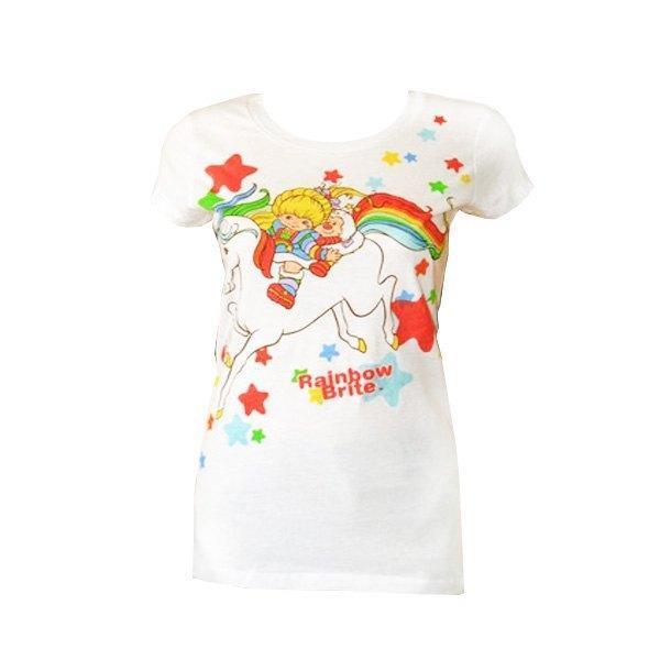 Rainbow Brite t-shirt 1