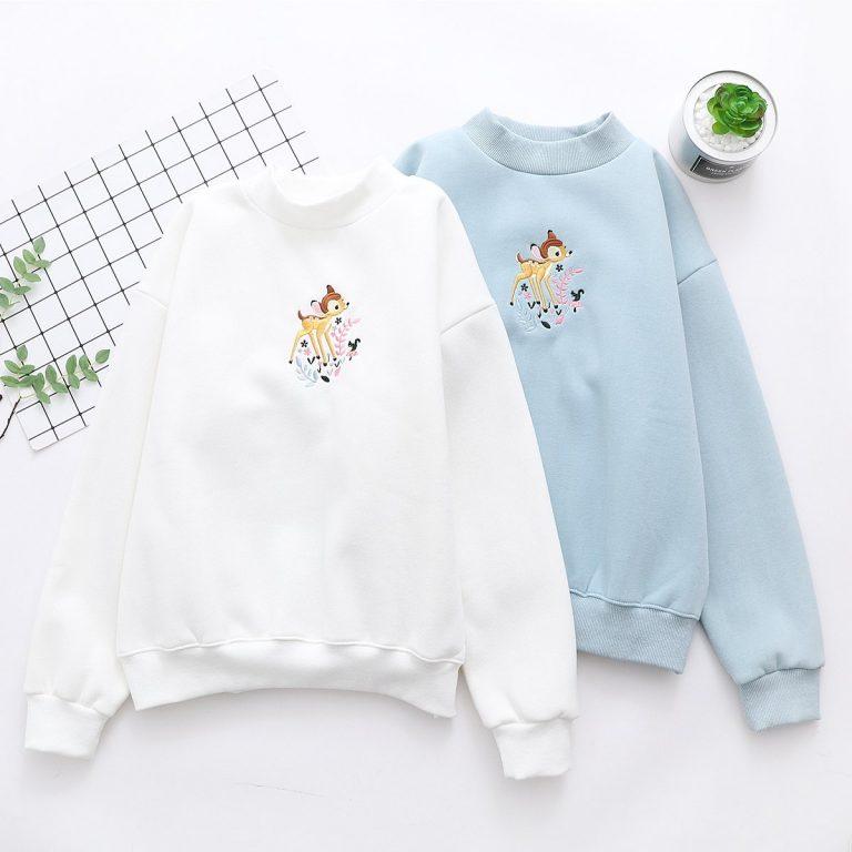 Bambi sweatshirt 4