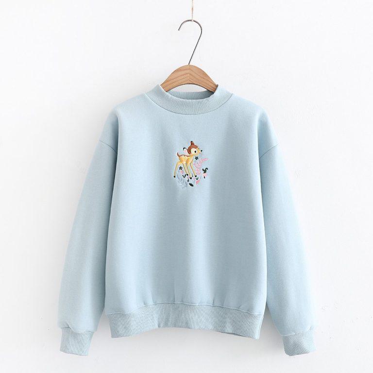 Bambi sweatshirt 1