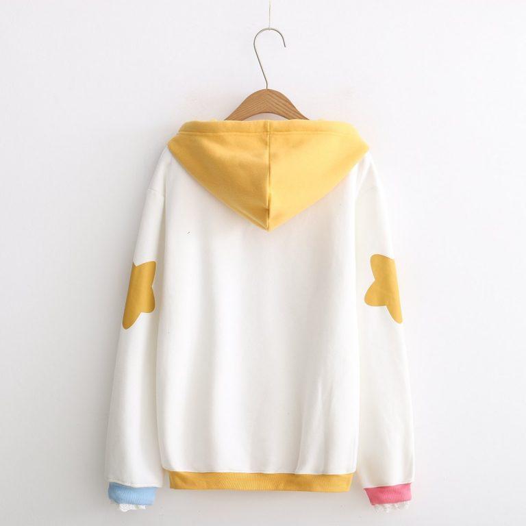 Universe Sweatshirt Hood 2
