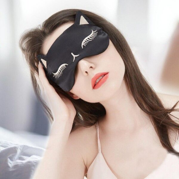 Cat sleep mask 2