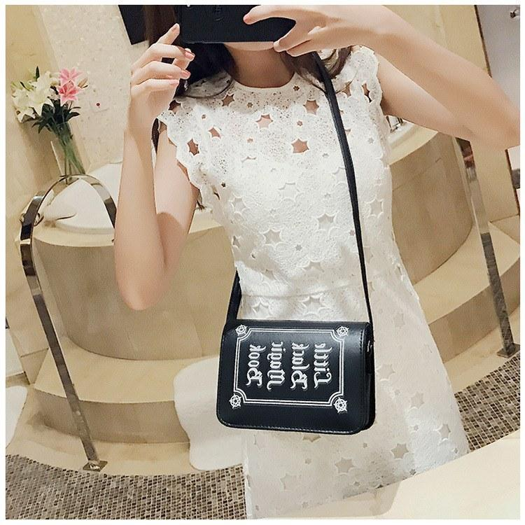 1 Gothic bag or magic black bag 3