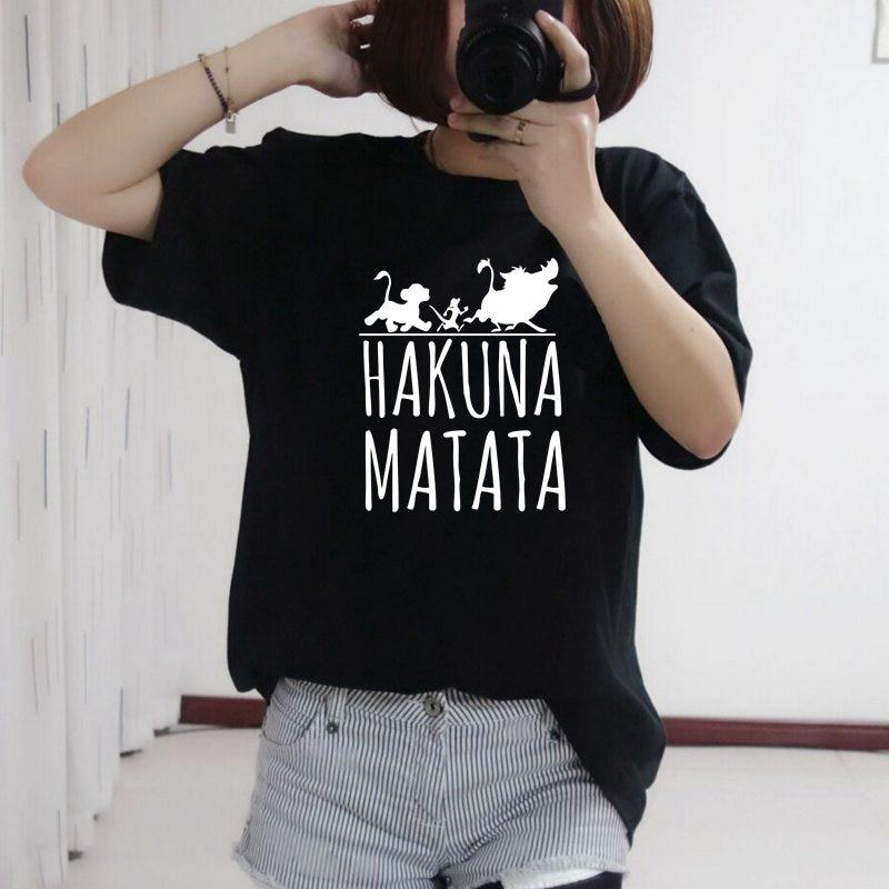 Camiseta Hakuna Matata El Rey León 2