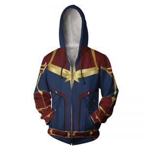 Captain Marvel Sweatshirt