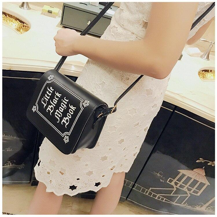 1 Gothic bag or magic black bag 7