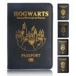 Funda para pasaporte Harry Potter ¡haz tu pasaporte friki!