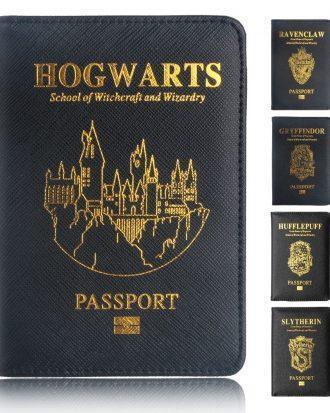 Pasaporte friki - Hogwarts de Harry Potter