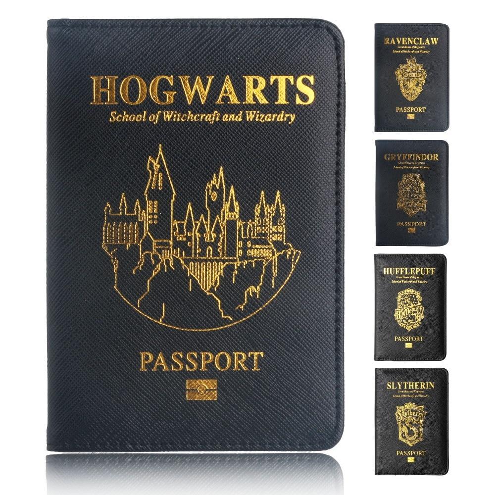 Pasaporte friki – Hogwarts de Harry Potter