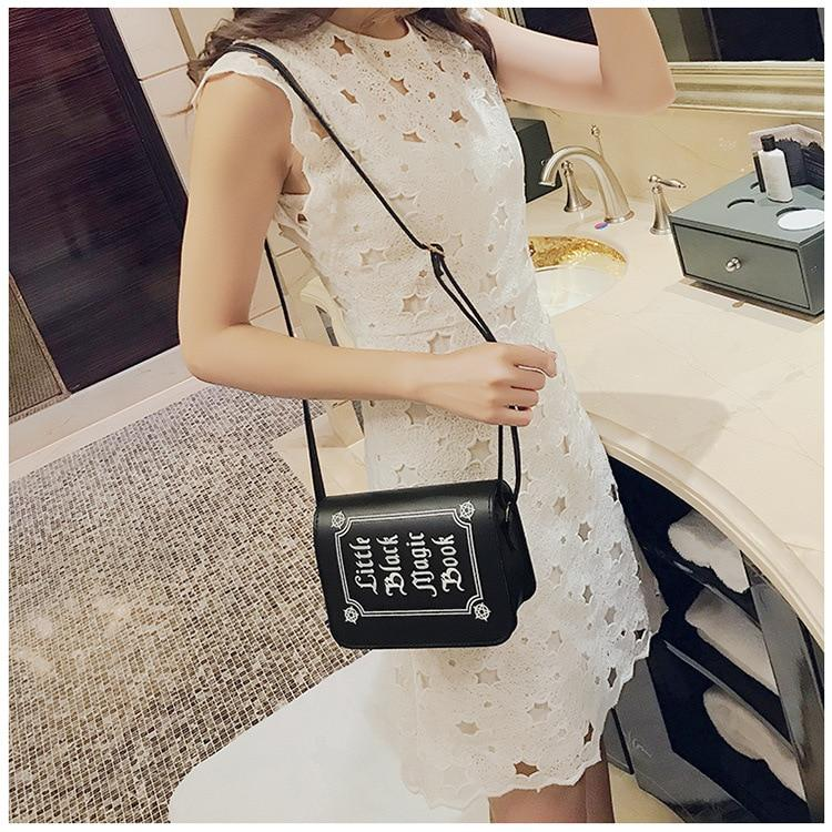1 Gothic bag or magic black bag 8
