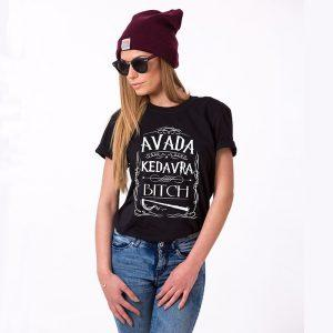 Avada Kedavra Harry Potter T-Shirt