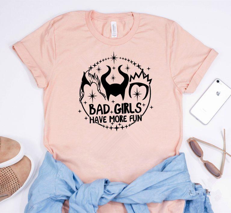 Las chicas malas son más divertidas - Maléfica, Úrsula y madrastra 2
