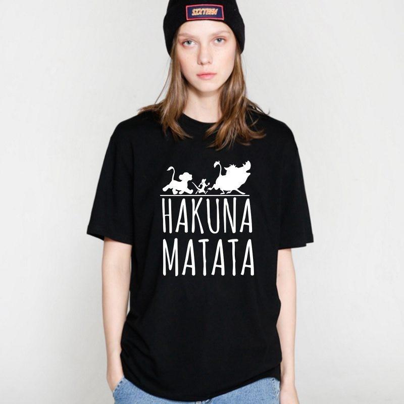 Camiseta Hakuna Matata El Rey León 1
