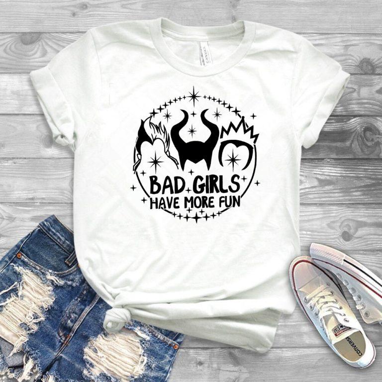 Las chicas malas son más divertidas - Maléfica, Úrsula y madrastra 1