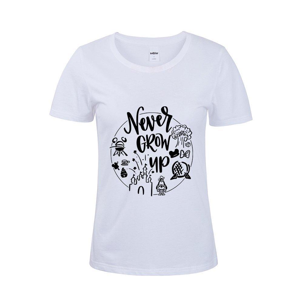 Camiseta Disney Lovers ¡no crezcas nunca! 2