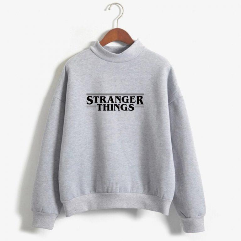 Sudadera blanca Stranger Things Netflix 4