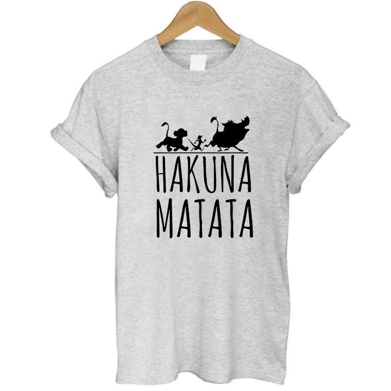 Camiseta Hakuna Matata El Rey León 3