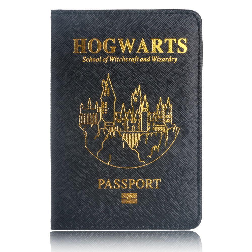 Funda para pasaporte Harry Potter ¡haz tu pasaporte friki! 1