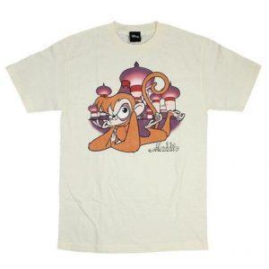 Camiseta de mono Abu Aladdin 4