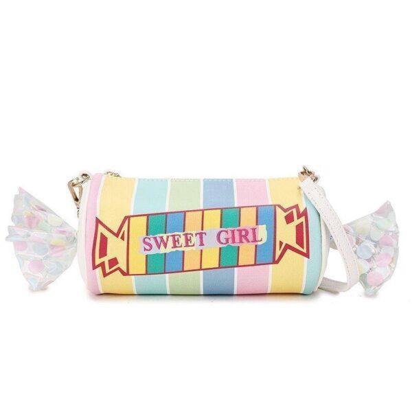 Bolso kawaii en forma de caramelo 1