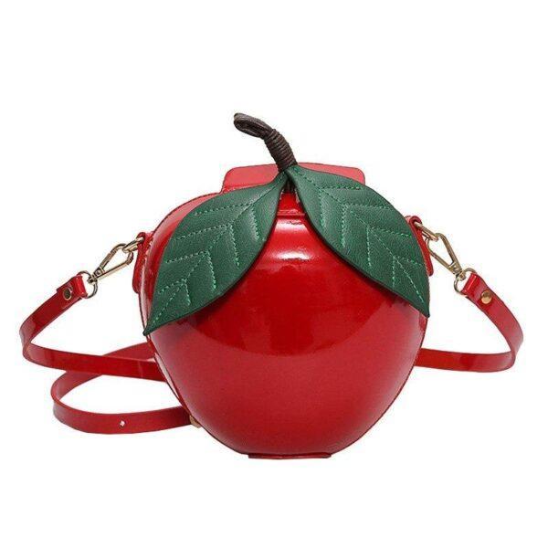 Bolso manzana roja Blancanieves 18