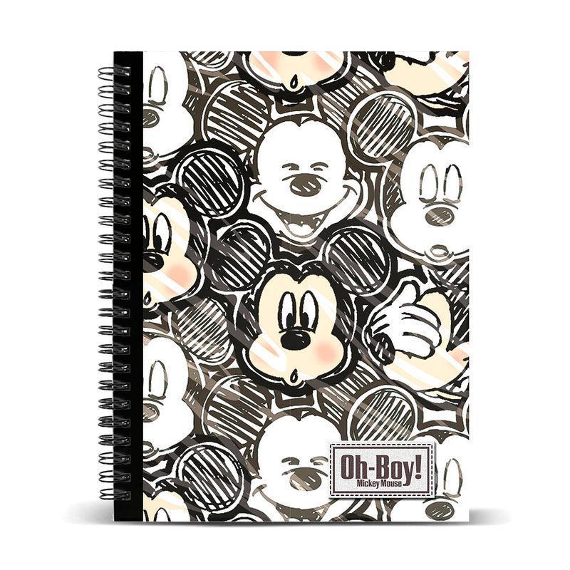 Riñonera Mickey Disney Crayons 1