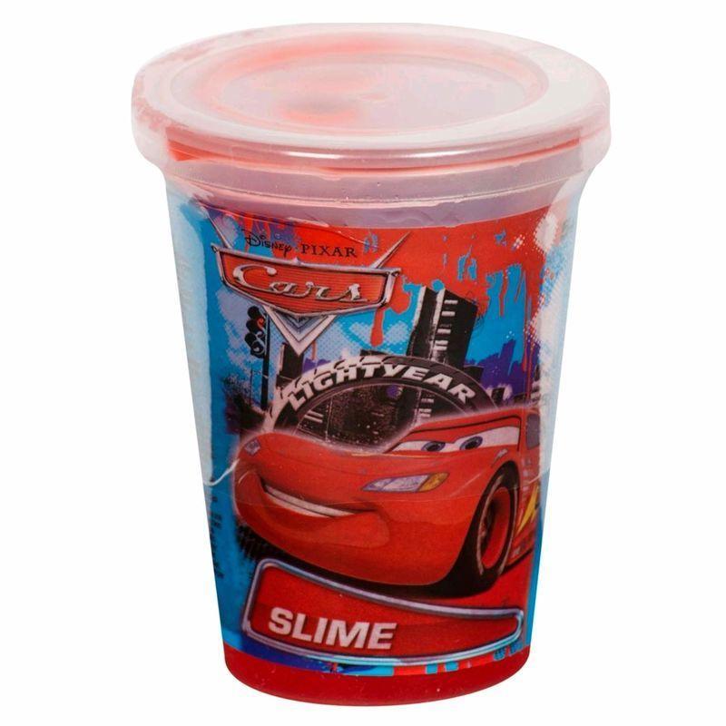 Bote slime Cars Disney