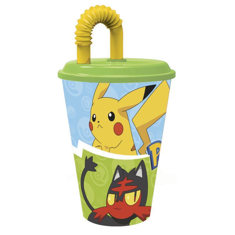 Peluche Pikachu Pokemon Crossbody 20cm 1