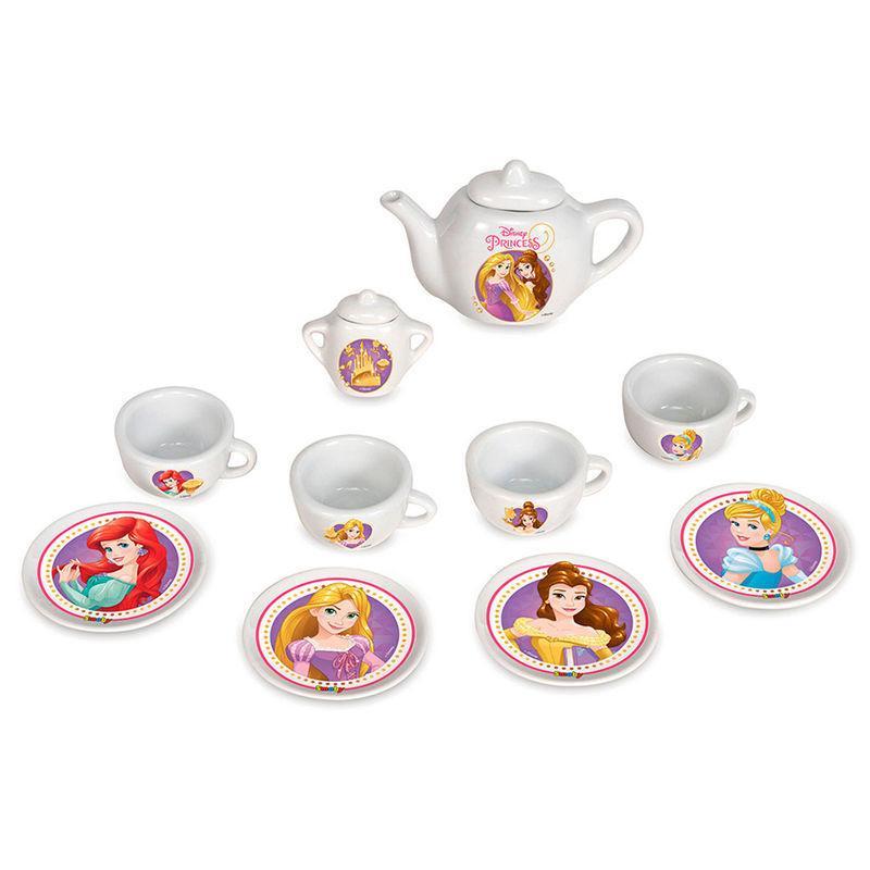 Set porcelana Princesas Disney