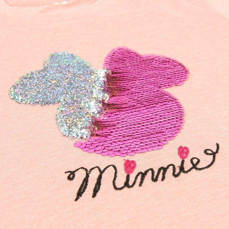 Pijama Minnie Disney algodon 1