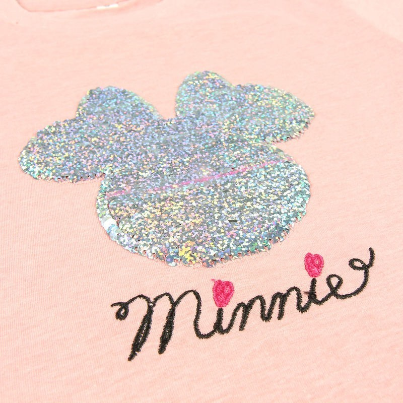 Pijama Minnie Disney algodon 2