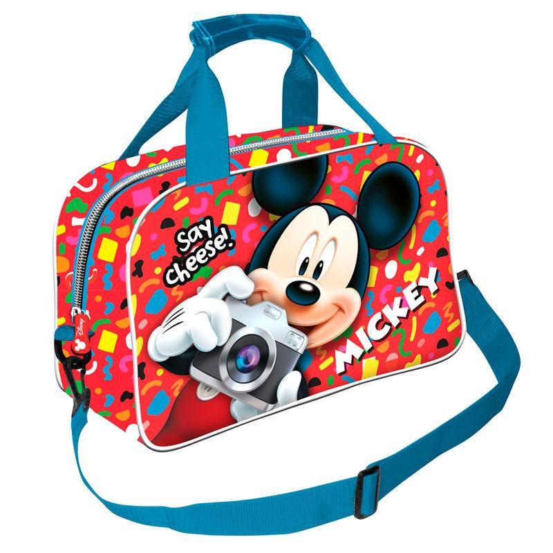 Bolso Bowling Mickey Disney Paisgrey 1