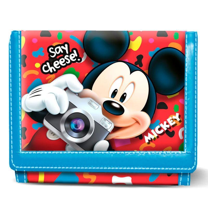 Mochila 3D Say Cheese Mickey Disney 31cm 1