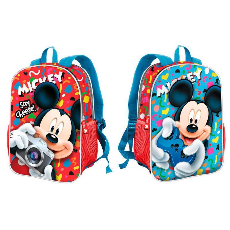 Bolso Satchel Cadena Mickey Disney Paisgrey 1